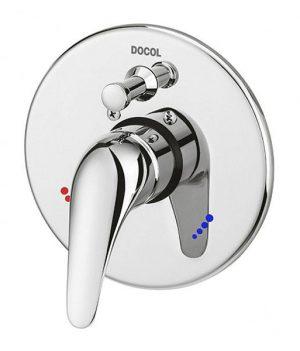 Acabamento para Registro Monocomando ducha Banheira